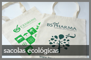 Sacolas Ecológicas